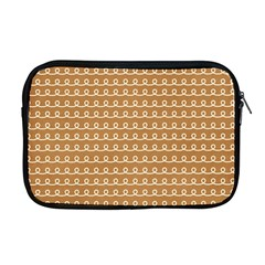 Gingerbread Christmas Apple Macbook Pro 17  Zipper Case