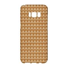 Gingerbread Christmas Samsung Galaxy S8 Hardshell Case
