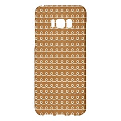 Gingerbread Christmas Samsung Galaxy S8 Plus Hardshell Case