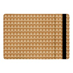 Gingerbread Christmas Apple iPad Pro 10.5   Flip Case