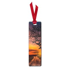 Lonely Tree Sunset Wallpaper Small Book Marks