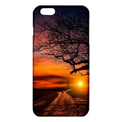 Lonely Tree Sunset Wallpaper Iphone 6 Plus/6s Plus Tpu Case