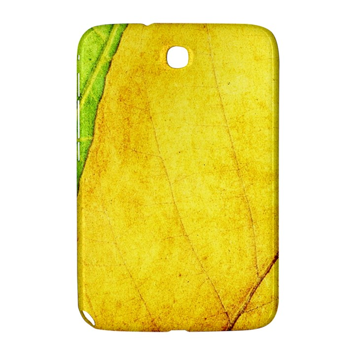 Green Yellow Leaf Texture Leaves Samsung Galaxy Note 8.0 N5100 Hardshell Case