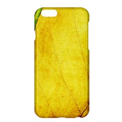 Green Yellow Leaf Texture Leaves Apple Iphone 6 Plus/6s Plus Hardshell Case