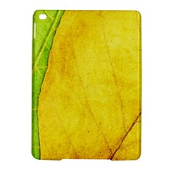 Green Yellow Leaf Texture Leaves Ipad Air 2 Hardshell Cases by Alisyart