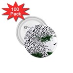 Montains Hills Green Forests 1.75  Buttons (100 pack)  Front