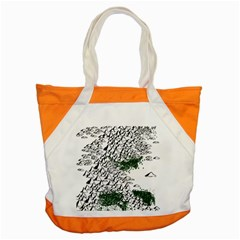 Montains Hills Green Forests Accent Tote Bag