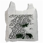 Montains Hills Green Forests Recycle Bag (Two Side) Front