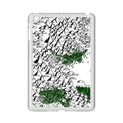 Montains Hills Green Forests Ipad Mini 2 Enamel Coated Cases