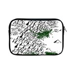 Montains Hills Green Forests Apple iPad Mini Zipper Cases Front