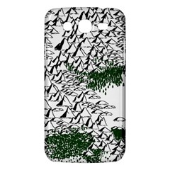 Montains Hills Green Forests Samsung Galaxy Mega 5 8 I9152 Hardshell Case
