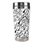 Montains Hills Green Forests Stainless Steel Travel Tumblers Left