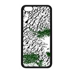Montains Hills Green Forests Apple iPhone 5C Seamless Case (Black) Front