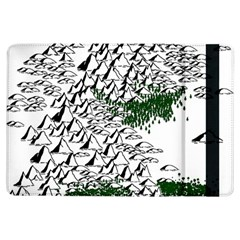 Montains Hills Green Forests Ipad Air Flip