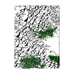 Montains Hills Green Forests Apple Ipad Pro 10 5   Hardshell Case