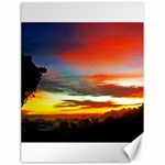 Sunset Mountain Indonesia Adventure Canvas 18  x 24  24 x18 Canvas - 1
