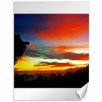 Sunset Mountain Indonesia Adventure Canvas 36  x 48  48 x36 Canvas - 1