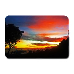 Sunset Mountain Indonesia Adventure Plate Mats