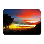 Sunset Mountain Indonesia Adventure Plate Mats 18 x12 Plate Mat - 1
