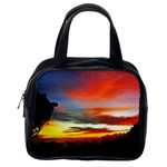 Sunset Mountain Indonesia Adventure Classic Handbag (One Side) Front