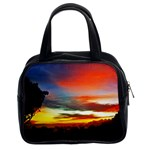 Sunset Mountain Indonesia Adventure Classic Handbag (Two Sides) Front