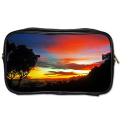 Sunset Mountain Indonesia Adventure Toiletries Bag (One Side)