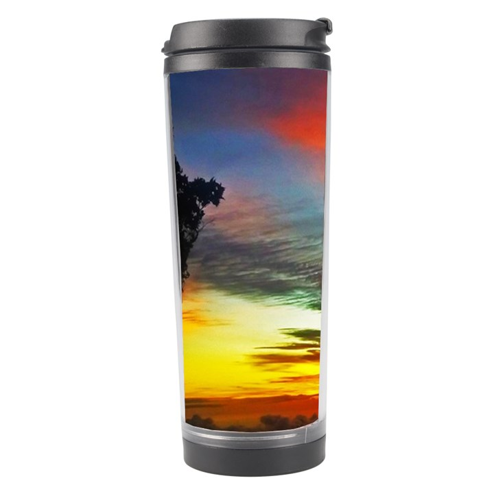 Sunset Mountain Indonesia Adventure Travel Tumbler