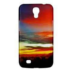 Sunset Mountain Indonesia Adventure Samsung Galaxy Mega 6 3  I9200 Hardshell Case by Nexatart