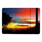 Sunset Mountain Indonesia Adventure Samsung Galaxy Tab Pro 10.1  Flip Case Front