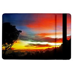 Sunset Mountain Indonesia Adventure Ipad Air Flip