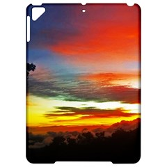 Sunset Mountain Indonesia Adventure Apple Ipad Pro 9 7   Hardshell Case