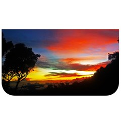 Sunset Mountain Indonesia Adventure Lunch Bag