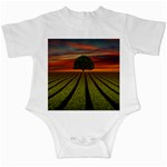 Natural Tree Infant Creepers Front