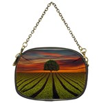 Natural Tree Chain Purse (One Side) Front