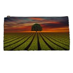 Natural Tree Pencil Cases Front