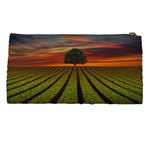 Natural Tree Pencil Cases Back