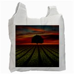 Natural Tree Recycle Bag (One Side) Front