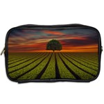 Natural Tree Toiletries Bag (Two Sides) Back