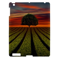 Natural Tree Apple Ipad 3/4 Hardshell Case
