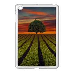 Natural Tree Apple Ipad Mini Case (white)