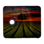 Natural Tree Samsung Galaxy S  III Flip 360 Case Front