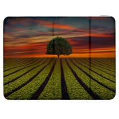 Natural Tree Samsung Galaxy Tab 7  P1000 Flip Case