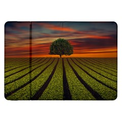 Natural Tree Samsung Galaxy Tab 8 9  P7300 Flip Case