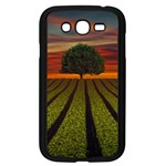 Natural Tree Samsung Galaxy Grand DUOS I9082 Case (Black) Front