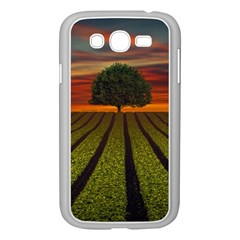 Natural Tree Samsung Galaxy Grand Duos I9082 Case (white)