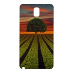 Natural Tree Samsung Galaxy Note 3 N9005 Hardshell Back Case Front