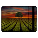 Natural Tree Samsung Galaxy Tab Pro 12.2  Flip Case Front