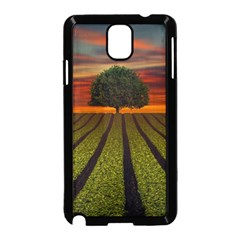 Natural Tree Samsung Galaxy Note 3 Neo Hardshell Case (black)
