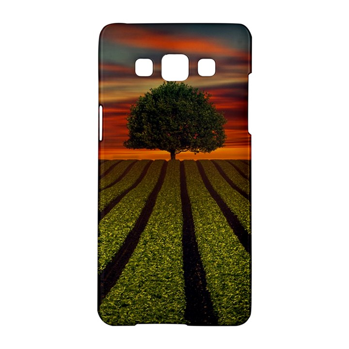 Natural Tree Samsung Galaxy A5 Hardshell Case