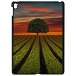 Natural Tree Apple iPad Pro 9.7   Black Seamless Case Front